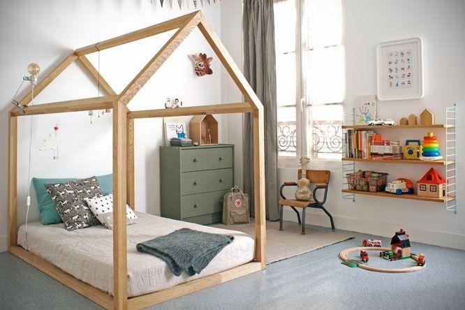 Resultado de imagen de camas estilo montessori